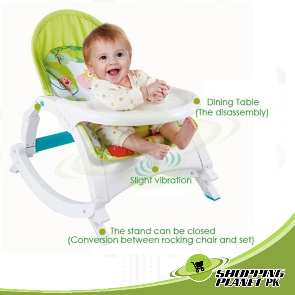 Baby Toddler Portable Rocker in Pakistan