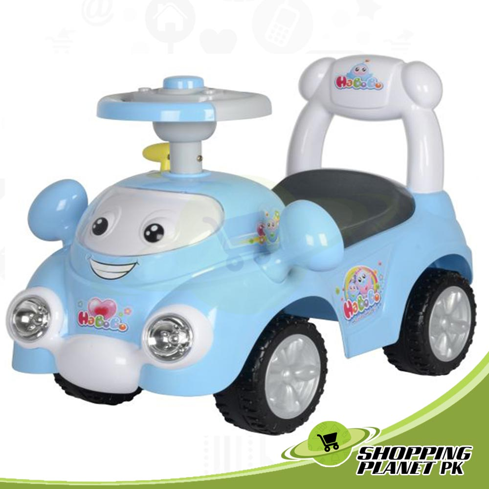 Toyhouse Ride on Bo Bo Activity Racer Push Car