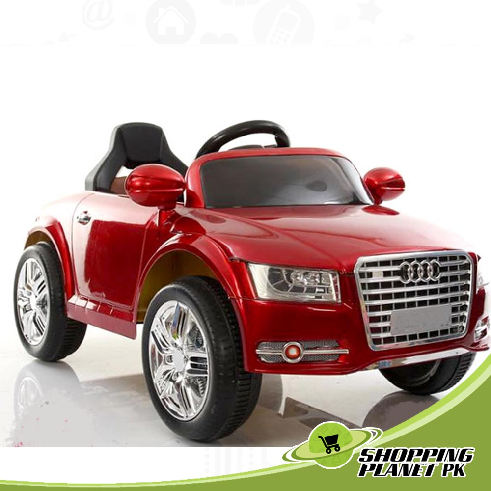 Audi Style A8L W12 Kids Battery Operated Car