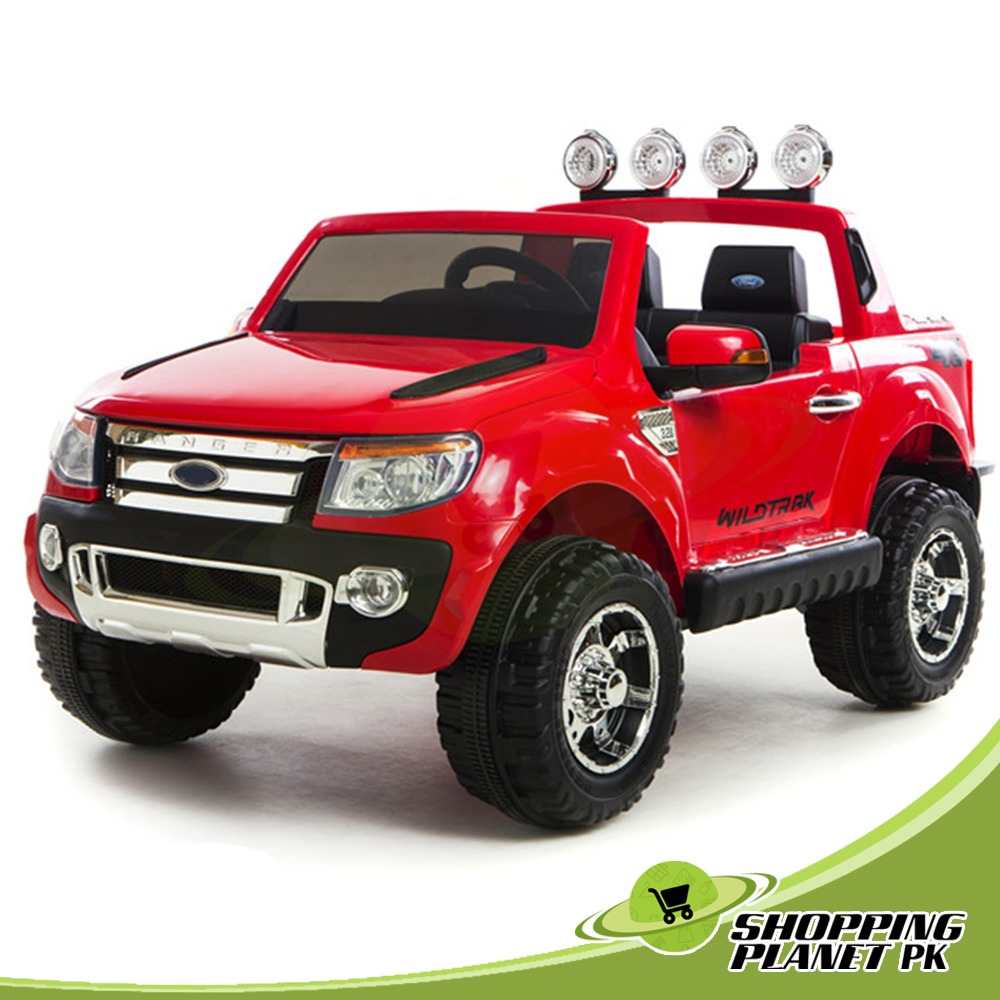 Ranger Battery Operated Kid Jeep 4x4 For Sale in Pakistan