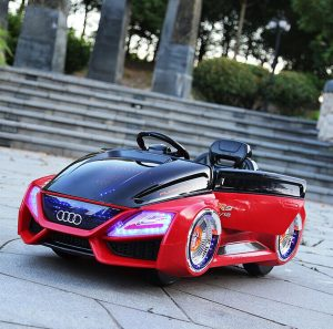 AUDI R9 Cosmo M2396 Childern Battery Operated Car