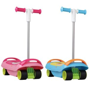 Learning Fun 5 In 1 Multifunction Scooter For Kids