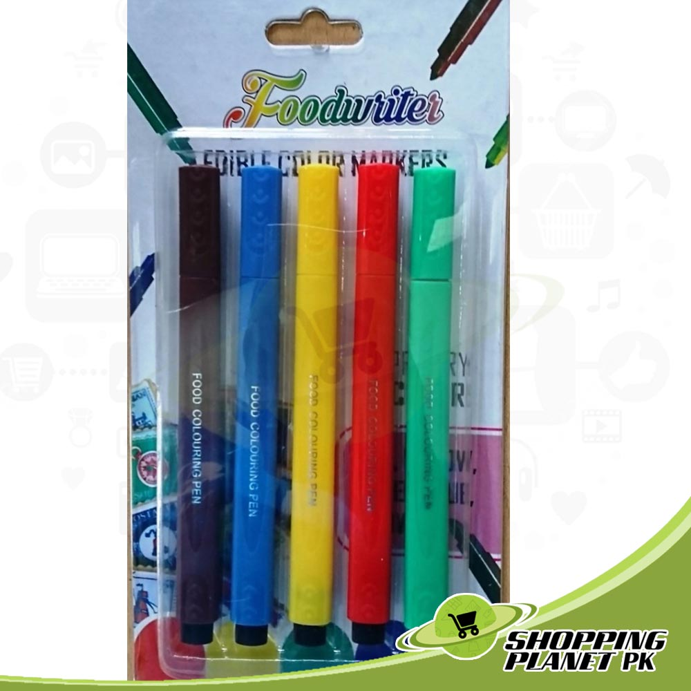 Edible Food Color Markers