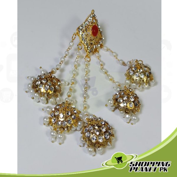 Hyderabadi Jhumka Jewellery For Sale In Pakistan,