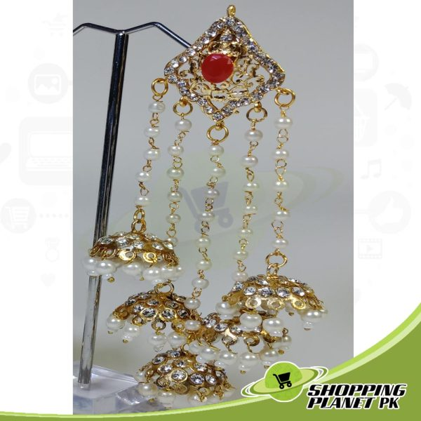 Hyderabadi Jhumka Jewellery For Sale In Pakistan.