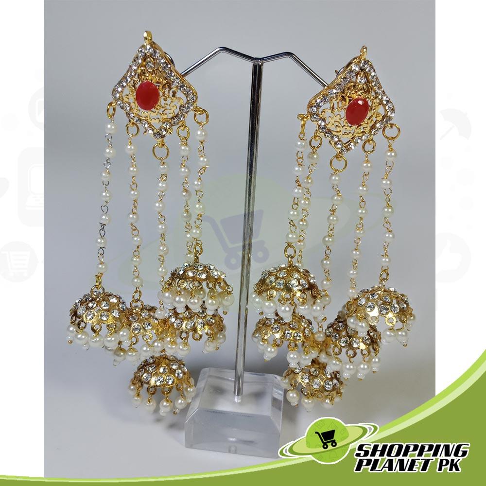 Hyderabadi Jhumka Jewellery For Sale In Pakistan