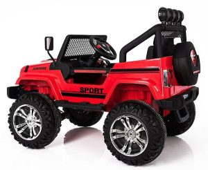 Battery Operated S2338 Jeep For Kids