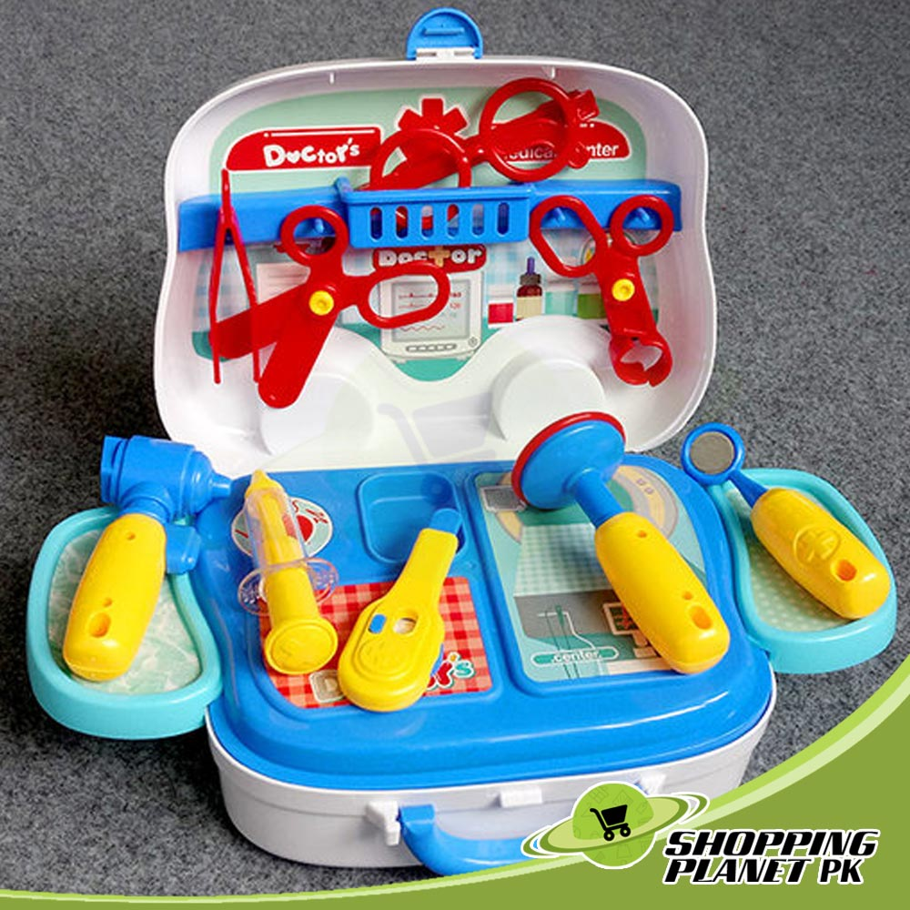 Doctor Kit Set Toy For Kids