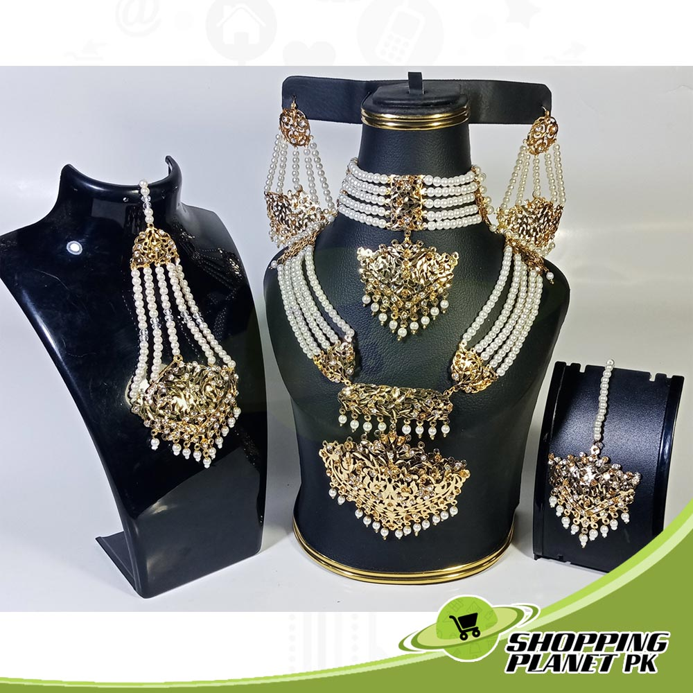 Hyderabadi Bridal Jewellery Online For Sale In Pakistan