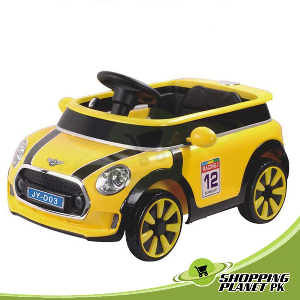 JY D03 Rechargeable Car For Kids
