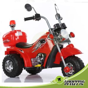 New Police Style Battery Operated Motorbike For Kids