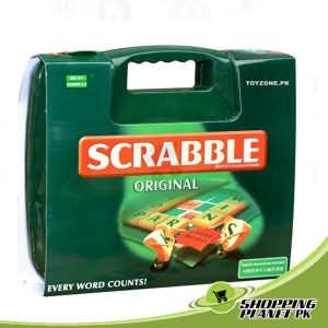 Original Scrabble Board Game For Kids