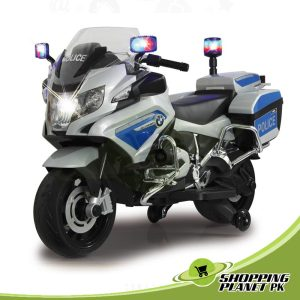 BMW 1200 RT Battery Operated Police Motorbike For Kids