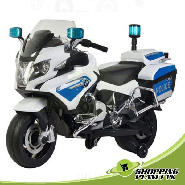BMW 1200 RT Battery Operated Police Motorbike For Kidss