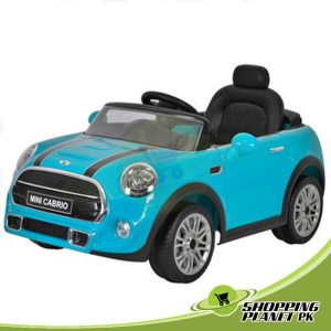 Mini Cabrio F57 Rechargeable Car For Kids