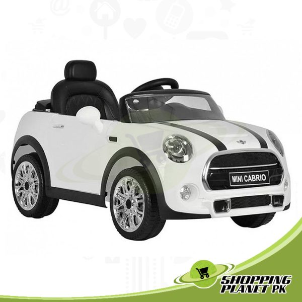 Mini Cabrio F57 Rechargeable Car For Kids.