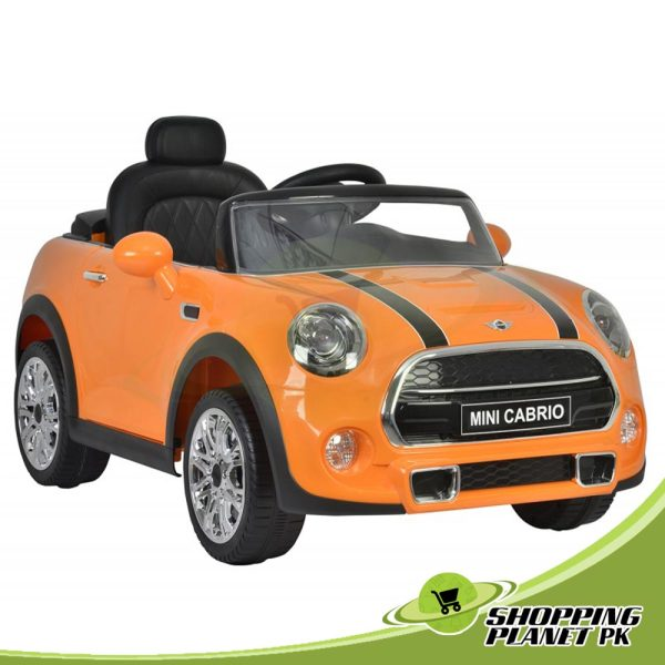 Mini Cabrio F57 Rechargeable Car For Kidss