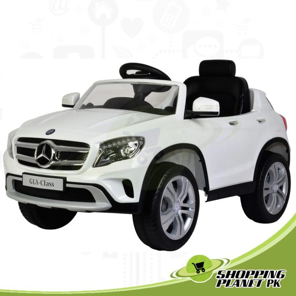 New Mercedes GLA 653 Battery Operated Car For Kidss