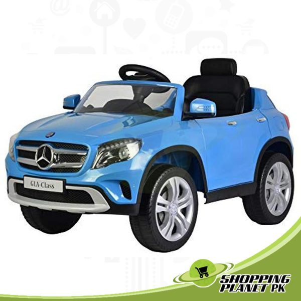 New Mercedes GLA 653 Battery Operated Car For Kidsss