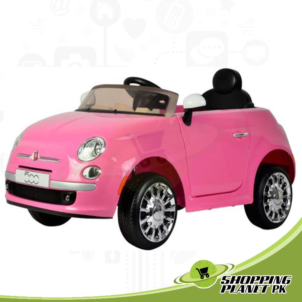 Rechargeable Battery Flat 500 Car For Kids