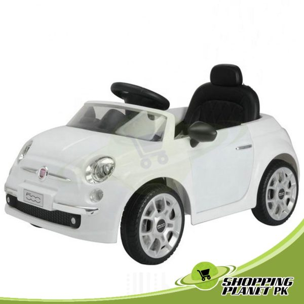 Rechargeable Battery Flat 500 Car For Kidss