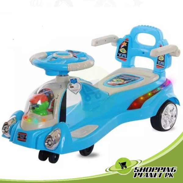 Ride On Swing Car For Kids.