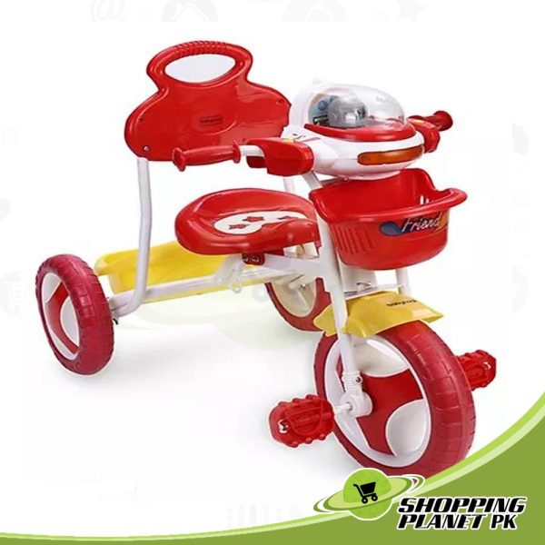 Bright Color Tricycle For Kids,