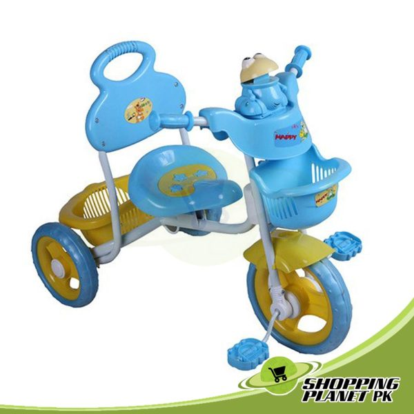Bright Color Tricycle For Kids.