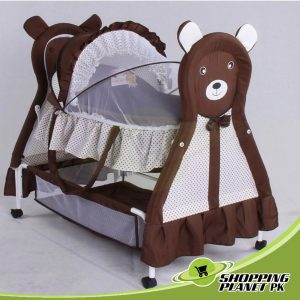 Cool Cradle/cot With Mosquito Net For Baby