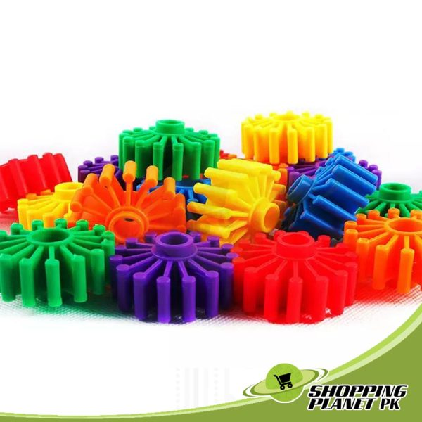 Colorful Building Bricks Toy For Kids