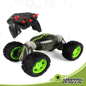 RC Hyper Racer Tumble Car Toy For Kids