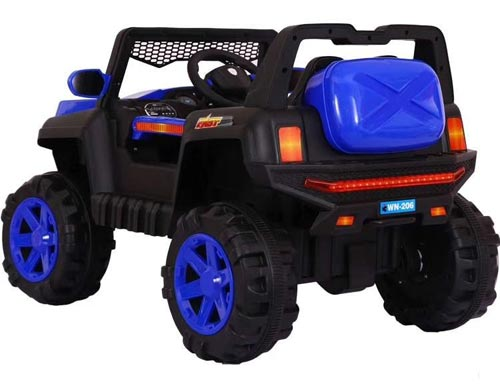 Rechargeable Jeep Wn-206 For Kids