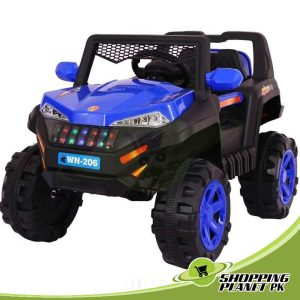 Rechargeable Jeep Wn-206 For Kid