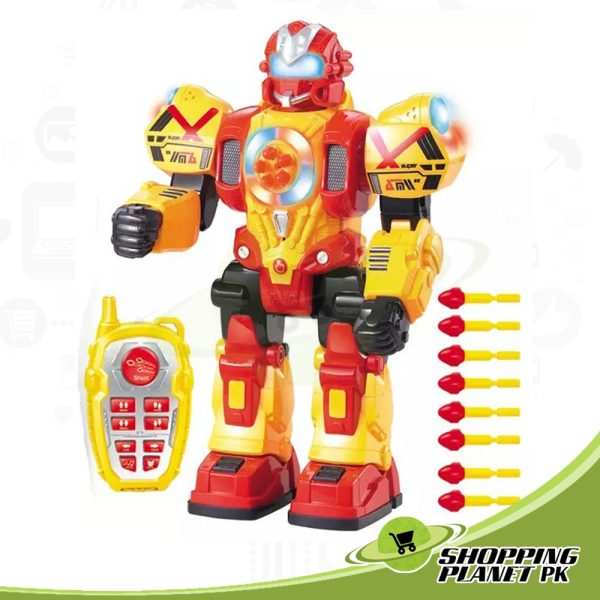 Remote Control Robot Toy For Kids,