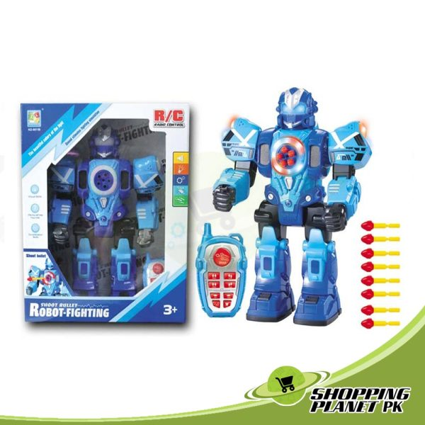 Remote Control Robot Toy For Kidss