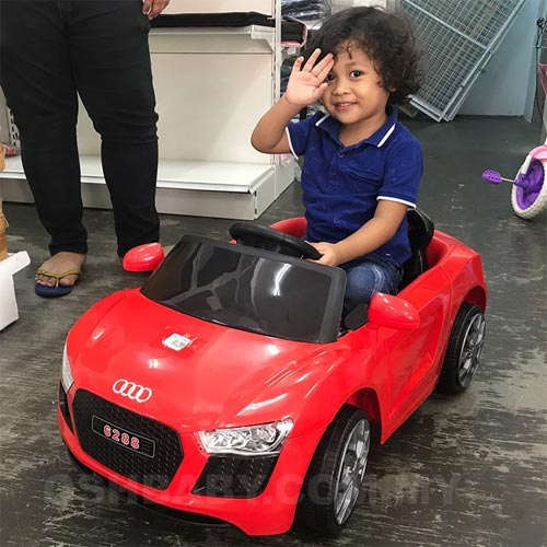 Audi Battery Operated Car 6288 For Kids