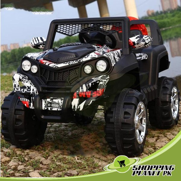Battery Operated Jeep A-6500 For Kid