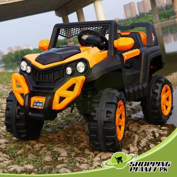 Battery Operated Jeep A-6500 For Kids