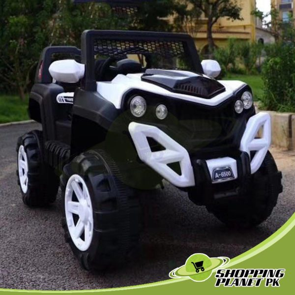 Battery Operated Jeep A-6500 For Kids.