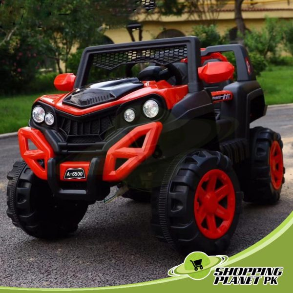 Battery Operated Jeep A-6500 For Kidss