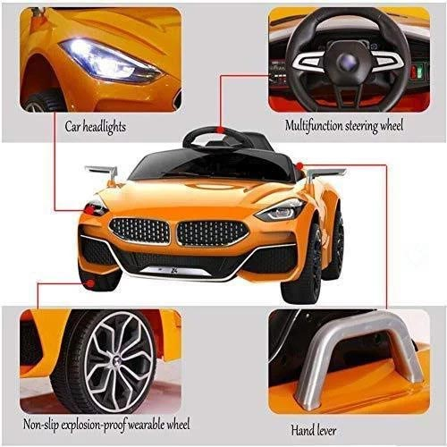 New BMW Z-4 Battery Operated Car For Kids