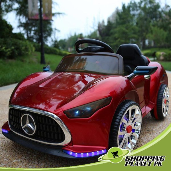 New Mercedes 5189 Battery Operated Car