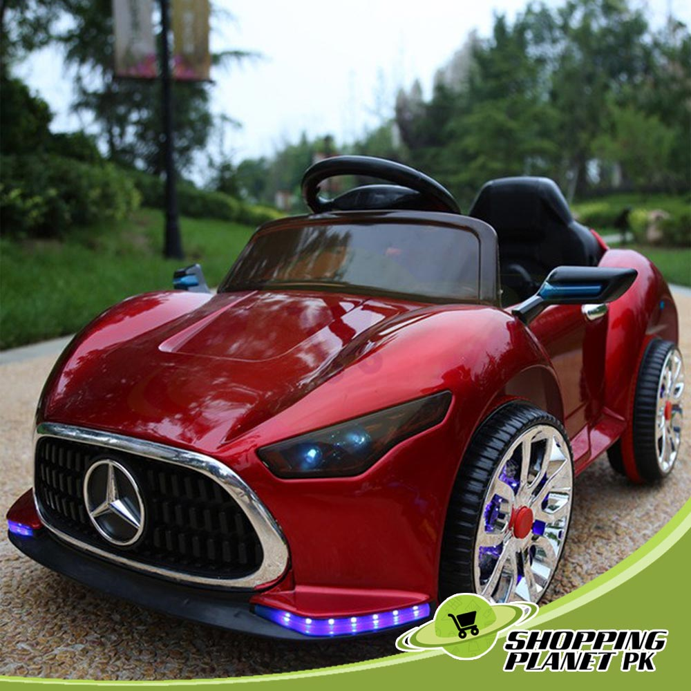 New Mercedes 5189 Battery Operated Car For Kids > Shopping