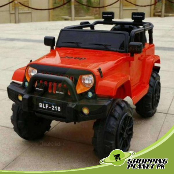 Stylish Battery Operated Jeep BLF-218 For Kid