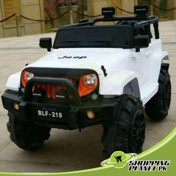 Stylish Battery Operated Jeep BLF-218 For Kid.