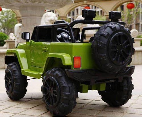Stylish Battery Operated Jeep BLF-218 For Kids