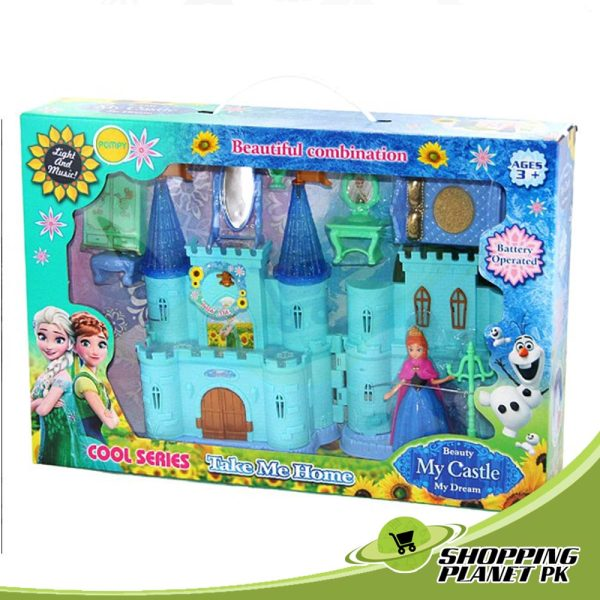 Frozen Doll House Toy For Kids In Pakistan