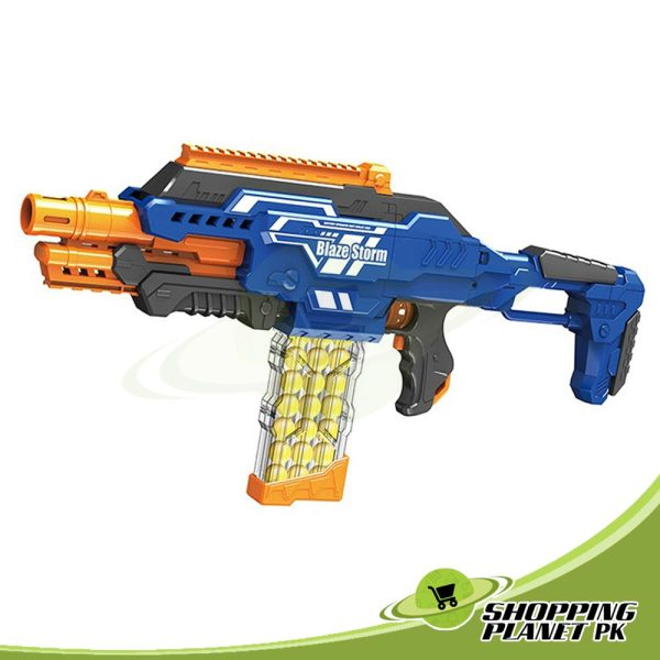 Blaze Shooting Soft Ball Gun Toy For Kidss