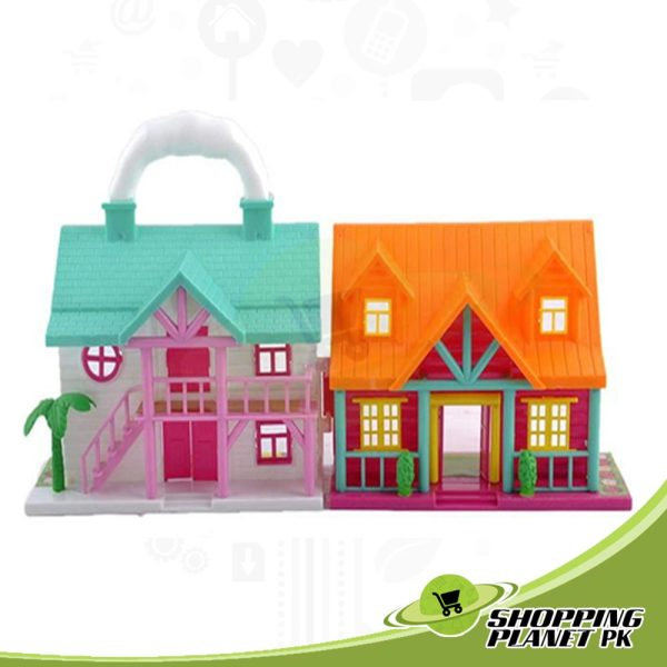Funny-Doll-House-Play-Set-Toy-For-Kid
