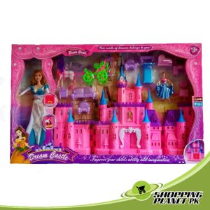My Dream Castle Doll House Toy For Kids